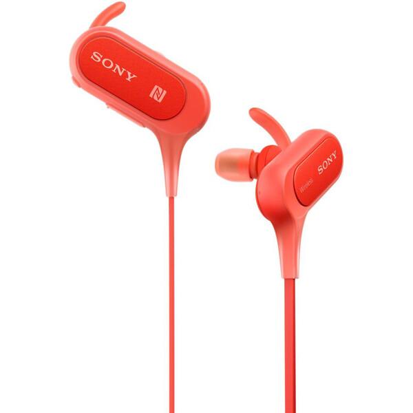 Sony MDR-XB50BS Červená