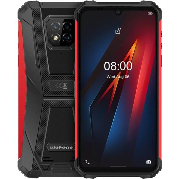 UleFone Armor 8 4GB+64GB červený