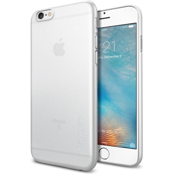 Pouzdro Spigen Air Skin iPhone 6 čiré Čirá