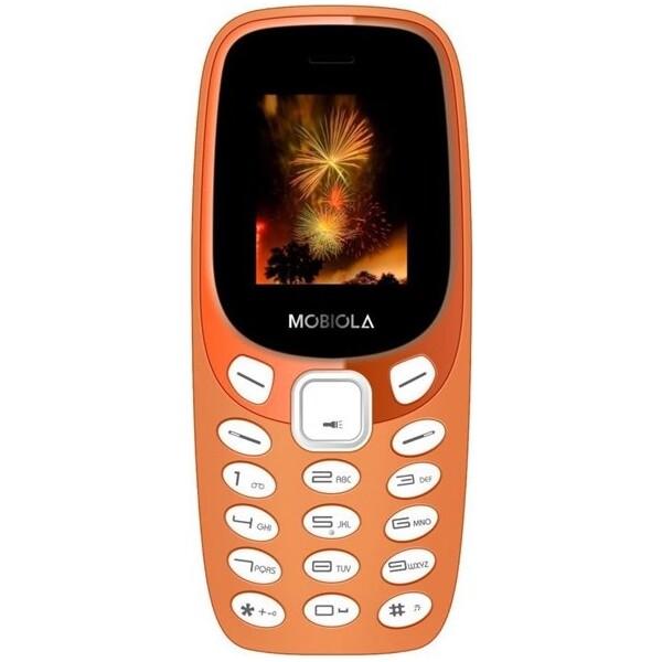 Mobiola MB-3000 Oranžová