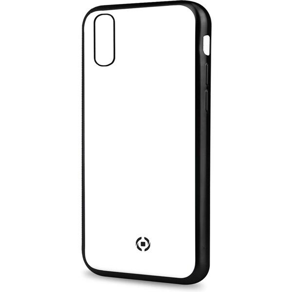 CELLY Laser pouzdro Apple iPhone XS Max černé