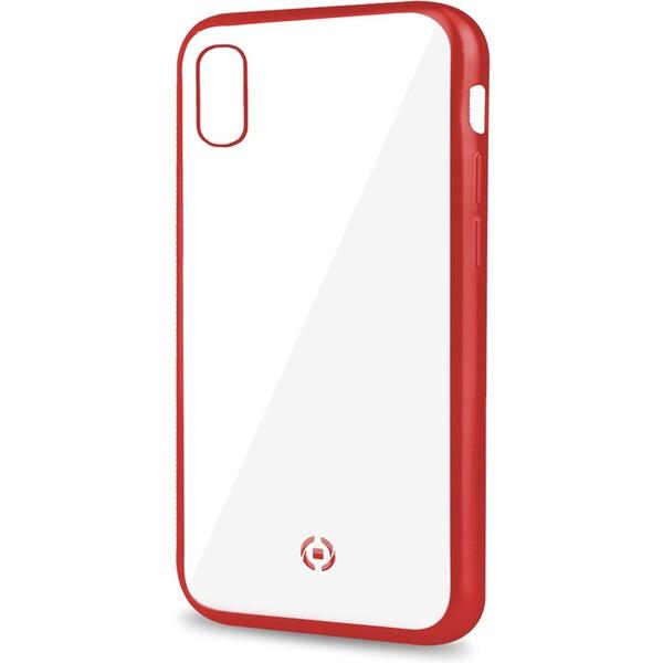 CELLY Laser pouzdro Apple iPhone XR červené