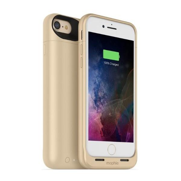 Mophie Juice Pack Air pouzdro s baterií 2525 mAh Apple iPhone 7/8 zlaté