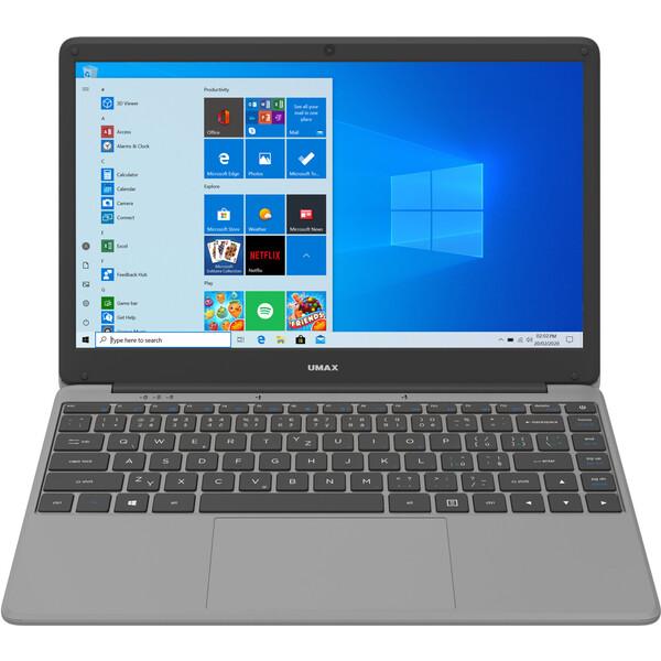 Umax VisionBook 14Wr (UMM230141) šedá