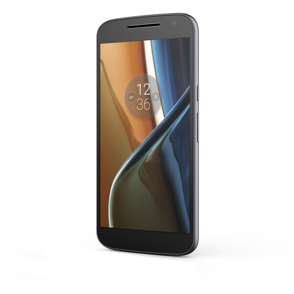 Lenovo Moto G4 Dual SIM LTE černý