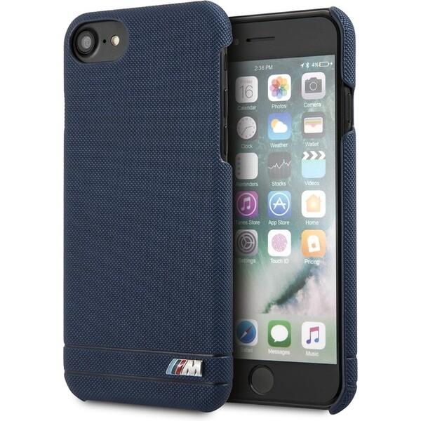 Pouzdro BMW M Experience Hard Case Navy iPhone 7/8 Námořně modrá