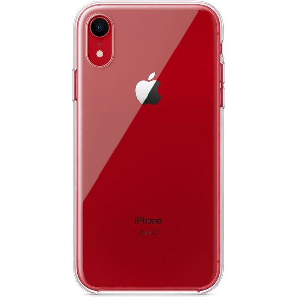 Apple kryt iPhone XR čirý