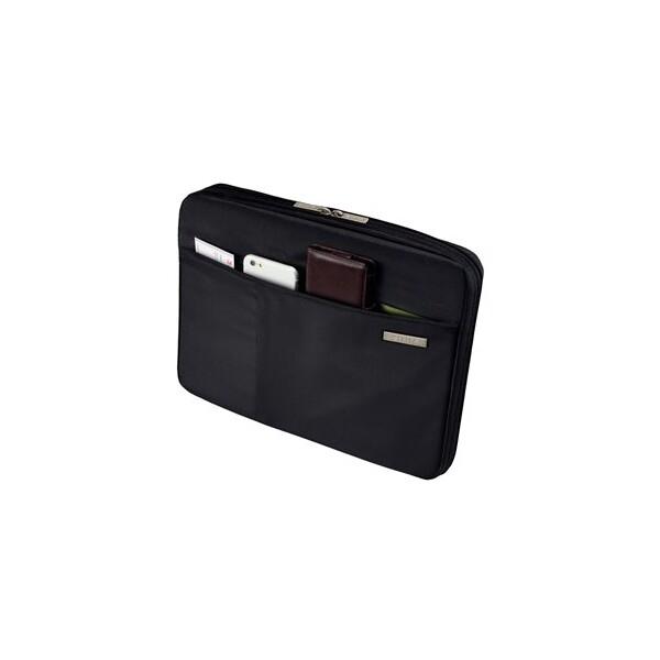 Leitz Complete Organisationsmappe Smart Traveller pouzdro pro tablet černá
