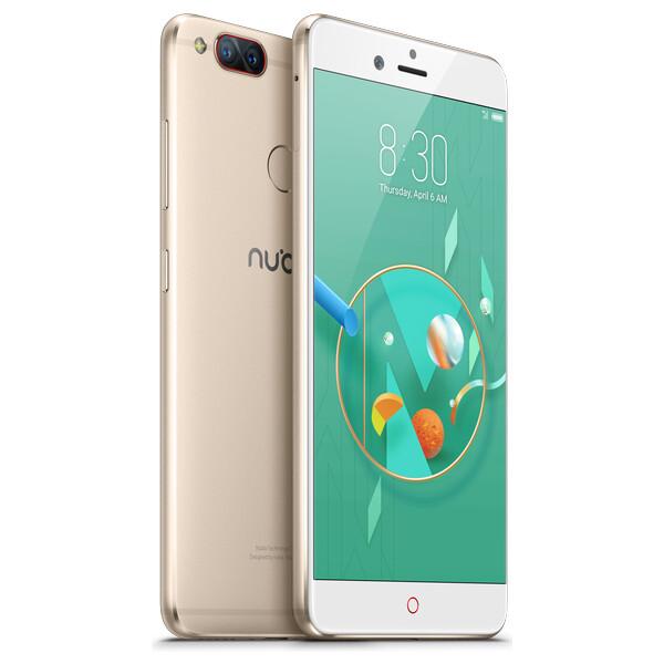 Nubia Z17 Mini Dual-SIM Zlatá