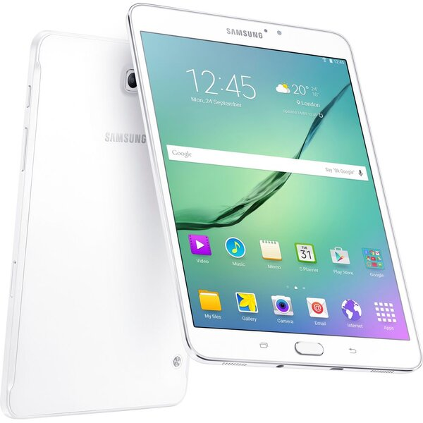 Samsung Galaxy Tab SM-T710NZWEXEZ Bílá