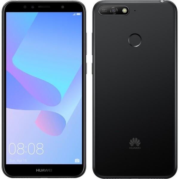 Huawei Y6 Prime 2018 Dual SIM Černá