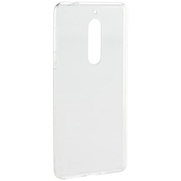 Smarty ultratenké TPU pouzdro 0,3mm Nokia 5.1 ( 5 2018 ) čiré