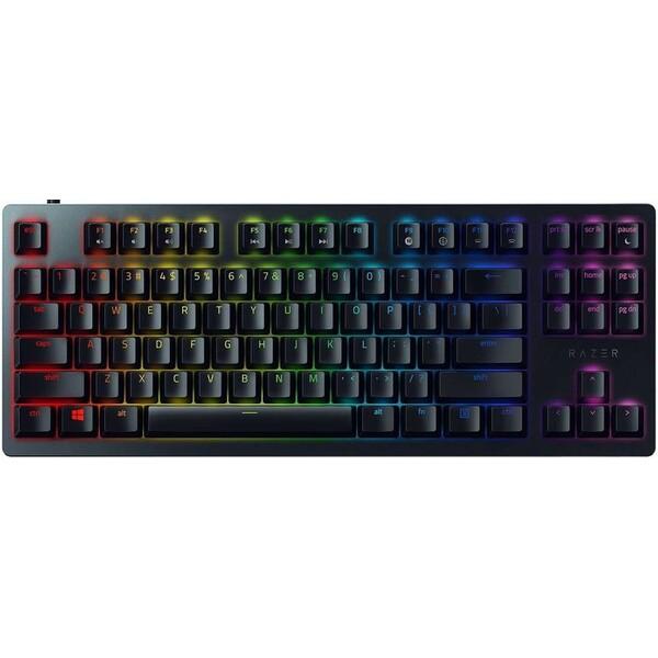Razer Huntsman Tournament Edition herní klávesnice černá