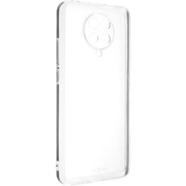 FIXED TPU pouzdro Xiaomi Poco F2 Pro čiré