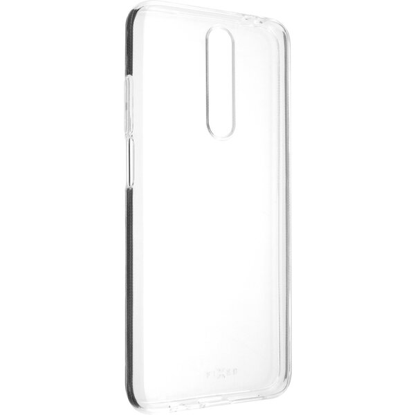 FIXED TPU pouzdro Xiaomi Poco X2 čiré