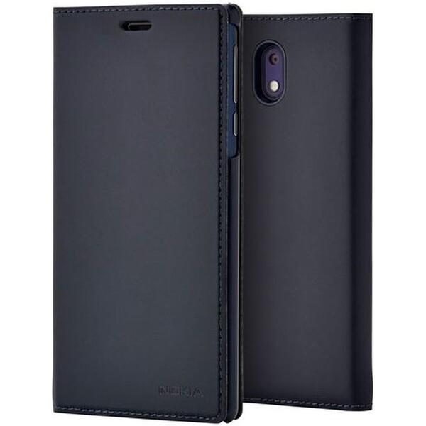 Pouzdro Nokia CP-303 modré Modrá