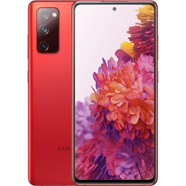 Samsung Galaxy S20 FE 6GB/128GB (Qualcomm) červený
