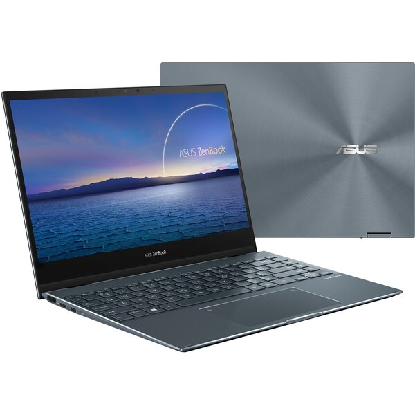 ASUS ZenBook Flip 13 UX363JA (UX363JA-EM007T) šedý