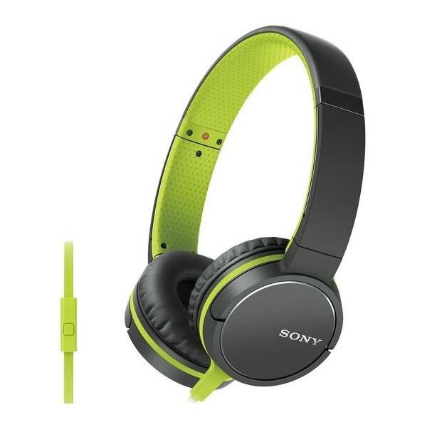 Sony MDR-ZX660AP Zelená