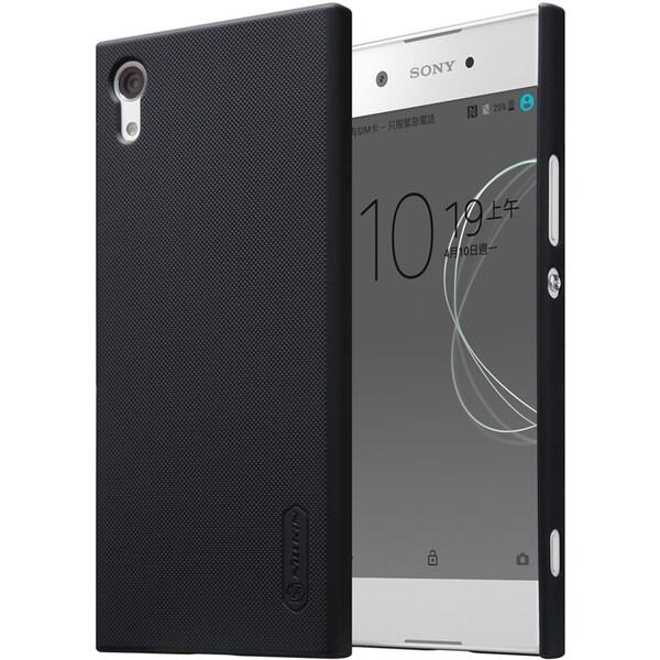 Pouzdro Nillkin Super Frosted Sony G3121 Xperia XA1 Černá