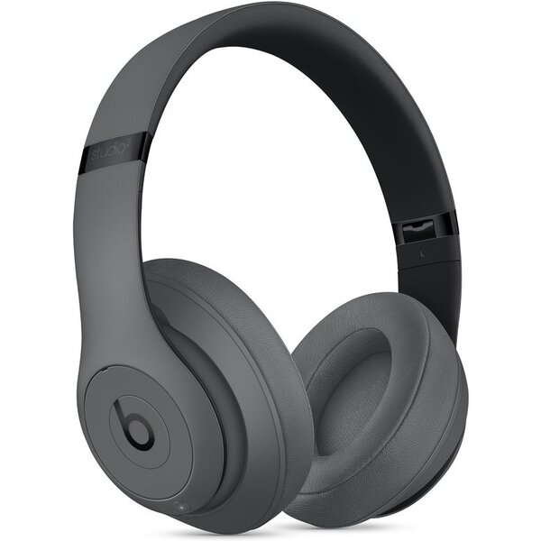 Beats Studio3 Wireless šedé