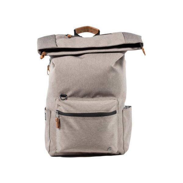 "PKG Brighton Laptop Backpack 15"" batoh PKG-BRIGHTON_CHCH Béžová"