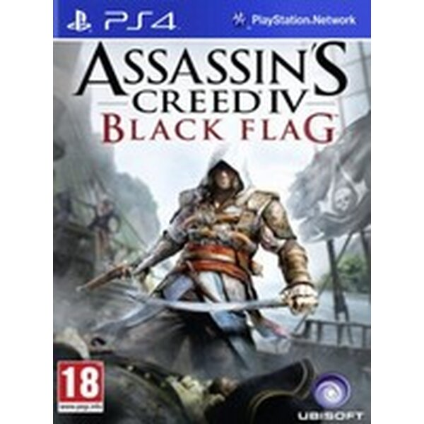 Assassins Creed 4: Black Flag (PS4)