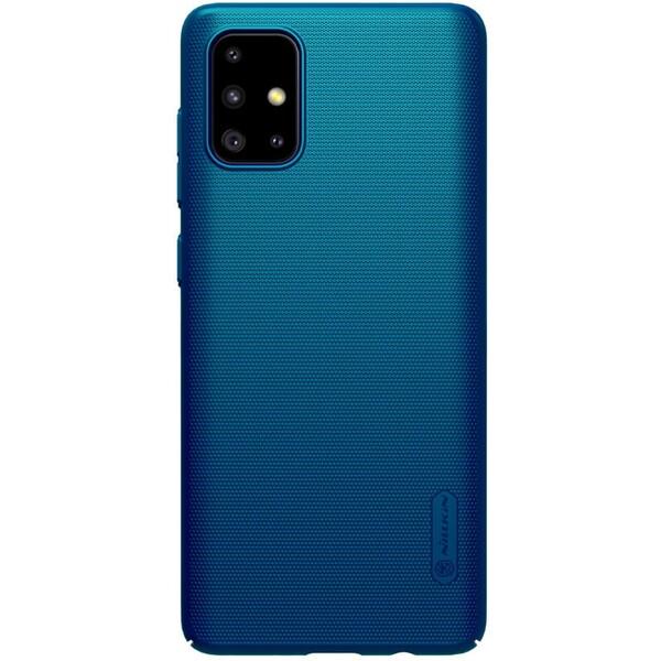 Nillkin Super Frosted kryt Samsung Galaxy A71 modrý