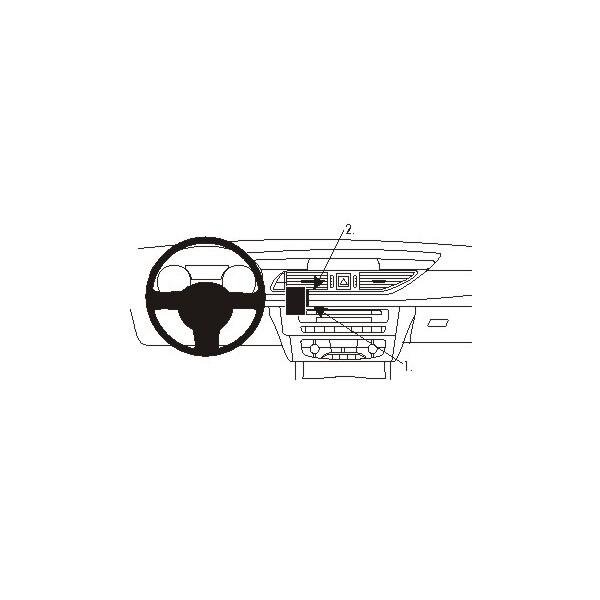 Brodit ProClip montážní konzole Audi A6 11-14