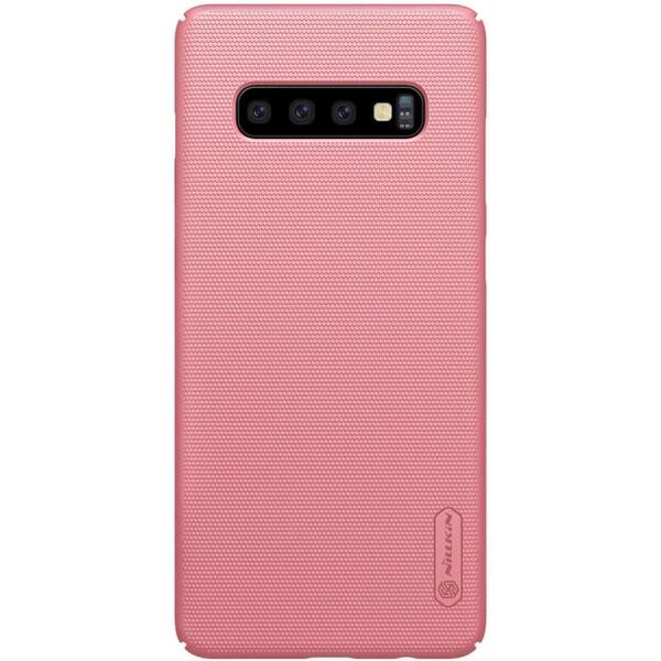 Nillkin Super Frosted kryt Samsung Galaxy S10+ růžově zlatý