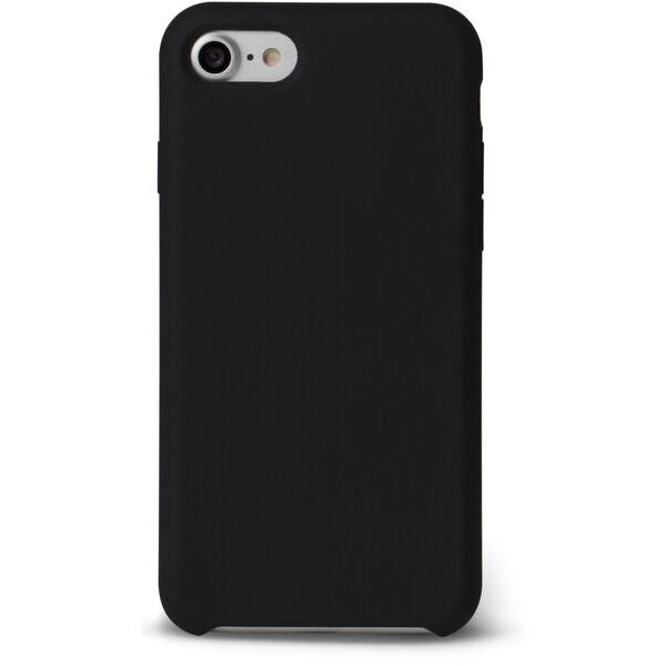 Epico silikonový kryt Apple iPhone 7 černý