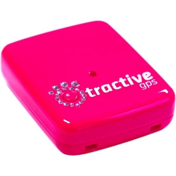 Tractive GPS Tracker pro psy a kočky s krystaly Swarovski®