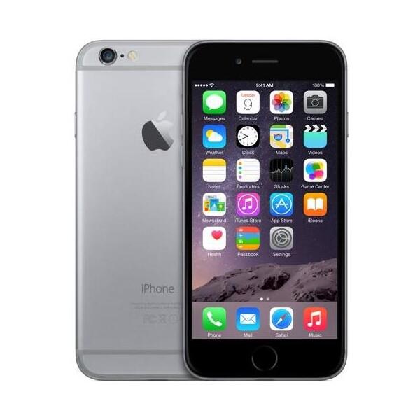 Apple iPhone 6, 128GB Vesmírně šedá