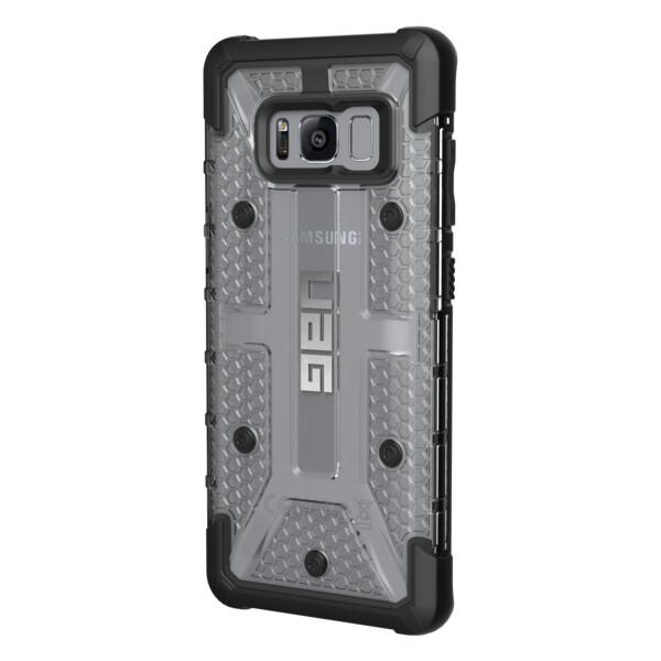 Pouzdro UAG plasma case Ice clear - Samsung Galaxy S8 Čirá