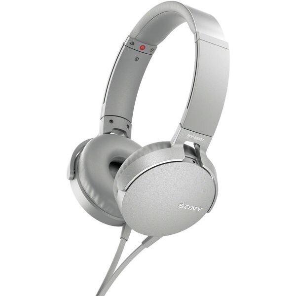 Sony MDR-XB550AP Šedá