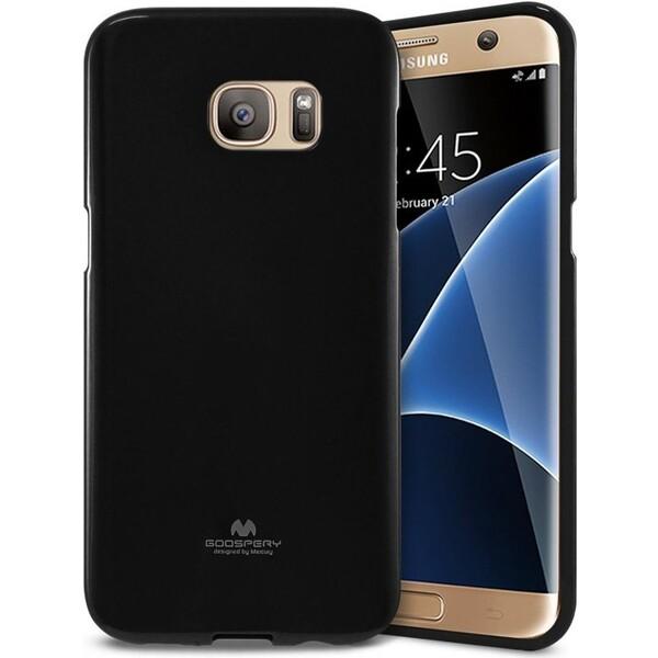 Mercury Jelly pouzdro Samsung Galaxy S7 Edge černé