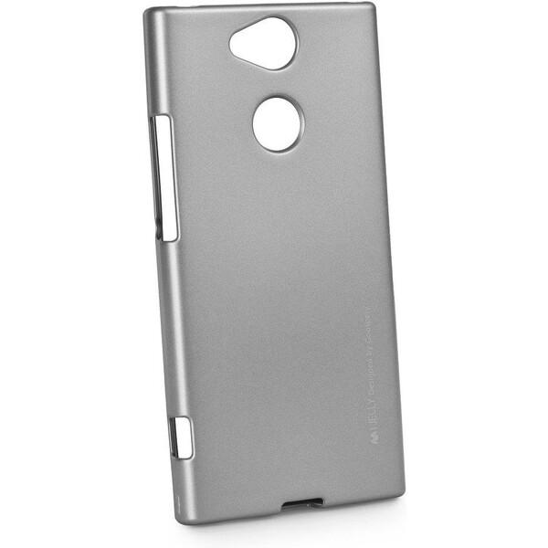 Pouzdro Mercury i-Jelly Sony Xperia XA2 Ultra Šedá