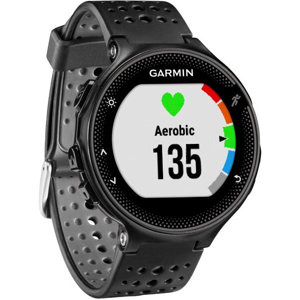 Garmin Forerunner 235 Optic Šedá