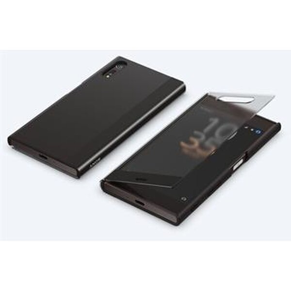 Sony SCTF10 Style Cover dotykové pouzdro Sony Xperia XZ černé