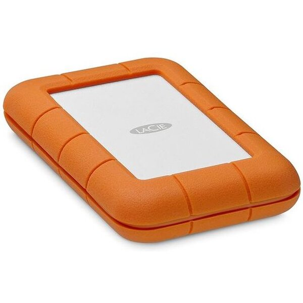 LaCie Rugged 4TB Thunderbolt STFS4000800 Oranžová