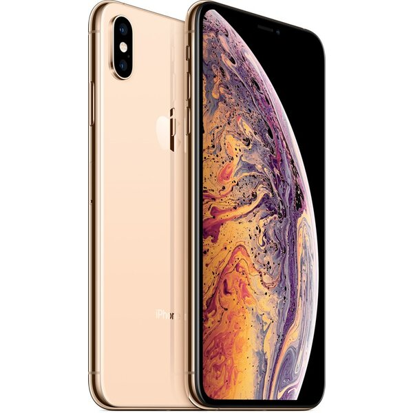 Apple iPhone XS Max 64GB Zlatá