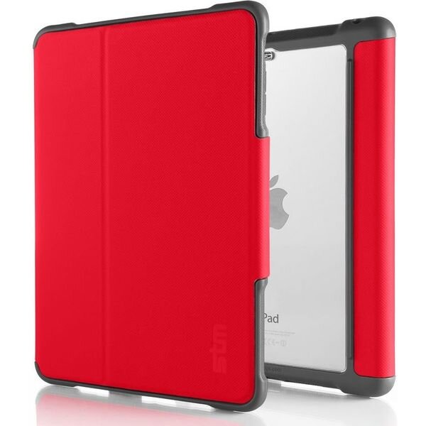 STM Dux Rugged pouzdro Apple iPad Mini 4 červené