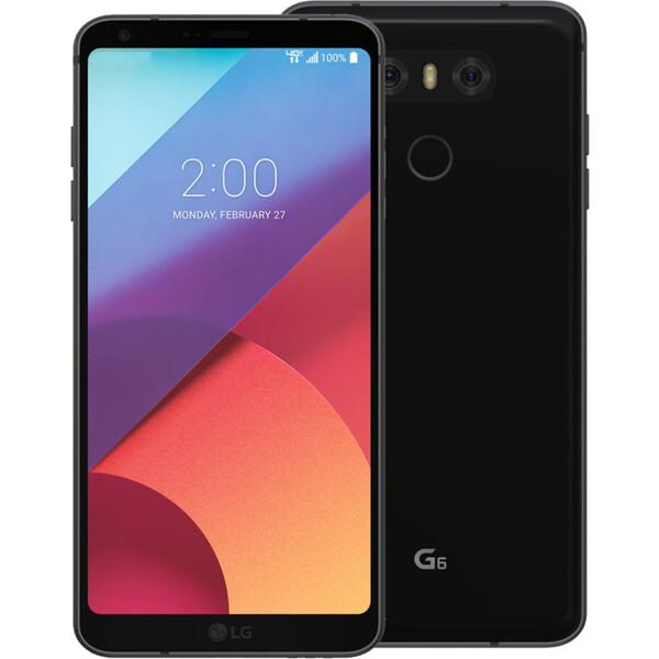 LG G6 H870 Černá