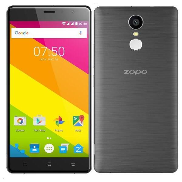ZOPO Color F2 Dual SIM Černá