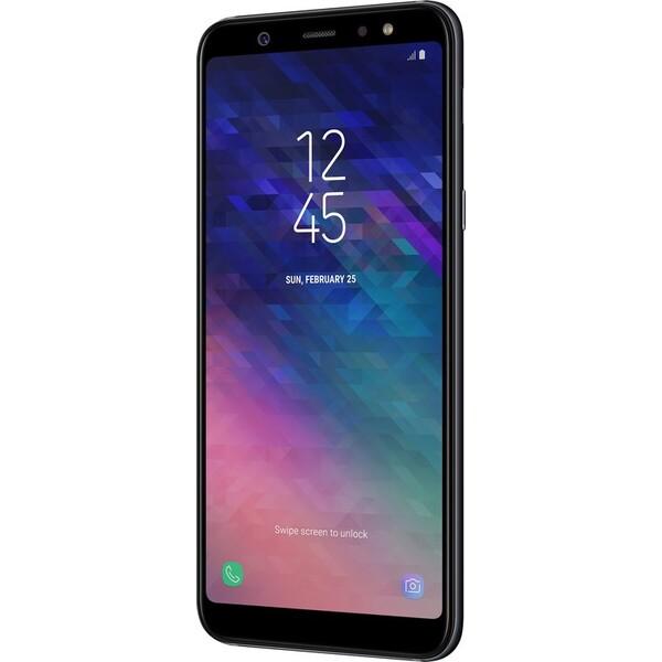 Samsung Galaxy A6+ A605 Černá