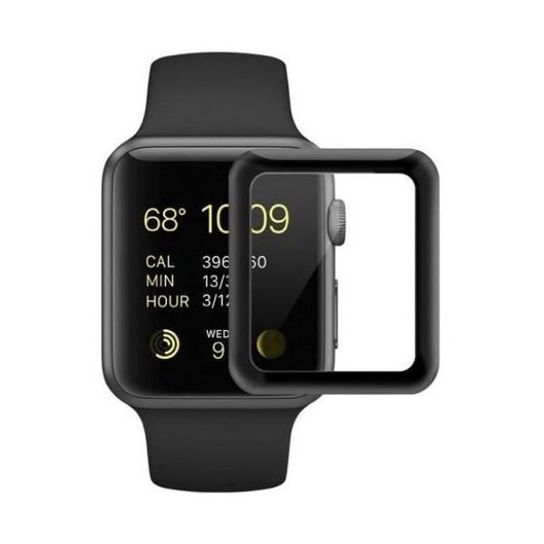COTEetCI 4D tvrzené sklo Apple Watch 2/3 (42mm)