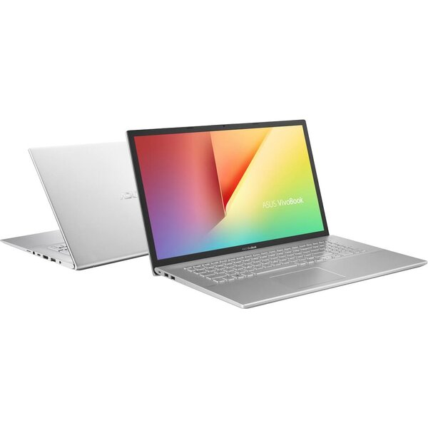 ASUS Vivobook X712FA stříbrný