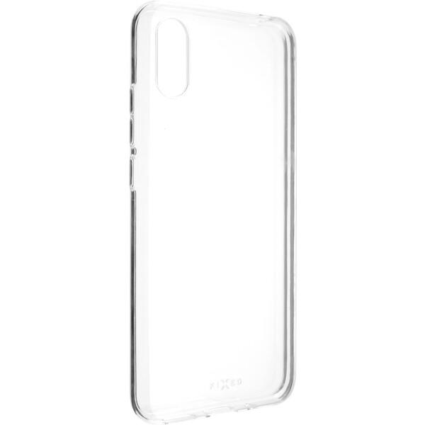 FIXED Skin ultratenké TPU pouzdro 0,6 mm Xiaomi Redmi 9A čiré