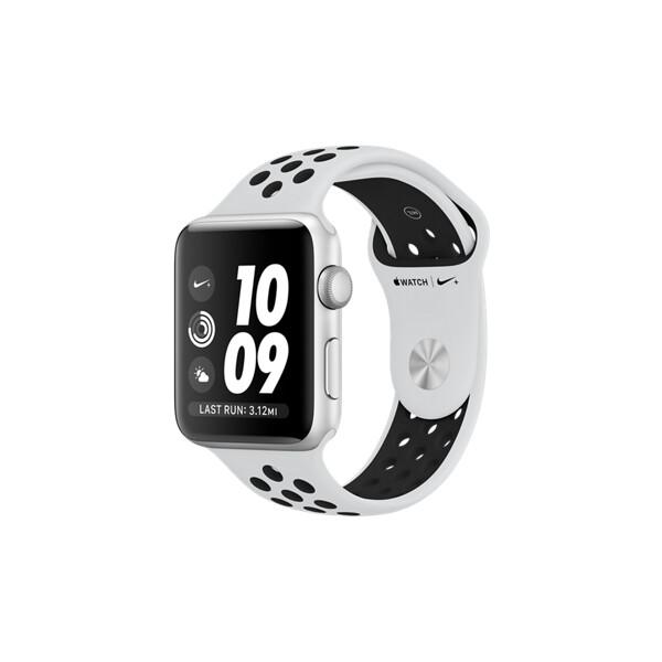 Apple Watch Series 3 Nike+ 42mm Stříbrná