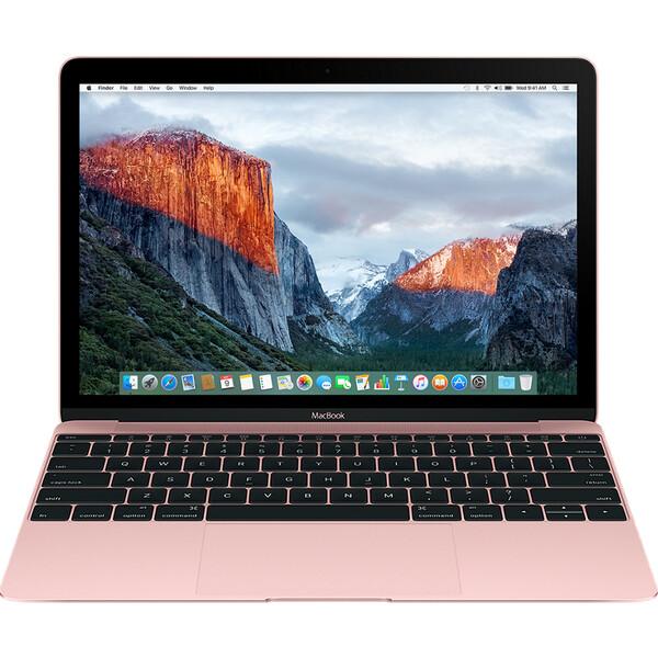 Apple MacBook MMGM2CZ/A Růžová